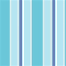 Sunshine Stripe Teal Stripe