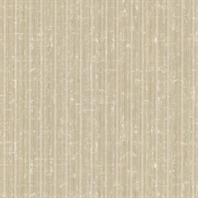 Marsella Gold Textured Pinstripe
