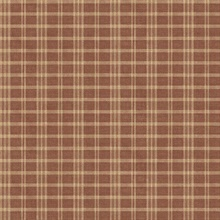Prairie Dark Red Gingham