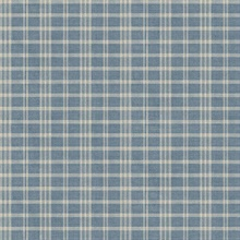 Prairie Blueberry Gingham