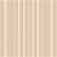 Farmhouse Peach Stripe