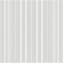 Farmhouse Light Blue Stripe
