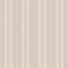 Farmhouse Lilac Stripe