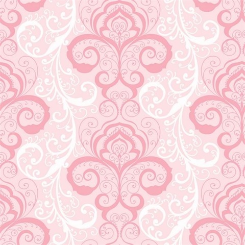 Vanessa Pink Henna Brocade Chr11641