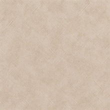 Basketweave Taupe Texture