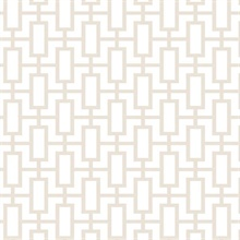 Beige Geometric Links