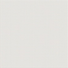 Tyler Houndstooth Wallpaper - Pearl/White