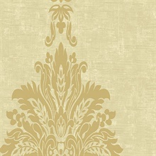 Hollywood Damask