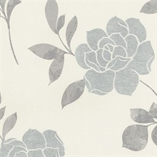 Leigh Roses Silver