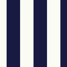 Anaheim Stripe Navy Blue