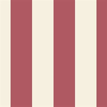 Anaheim Stripe Red