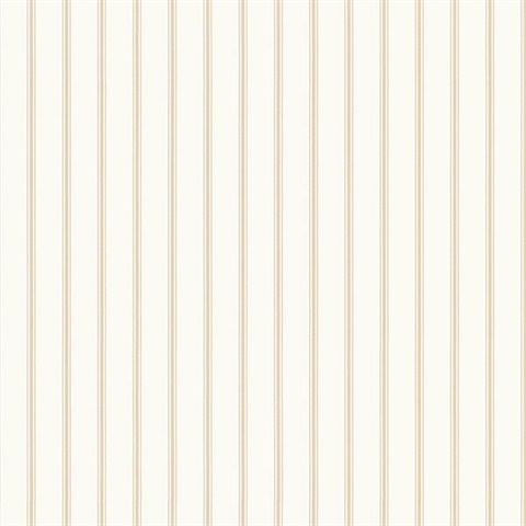 Cameron Stripe Tan