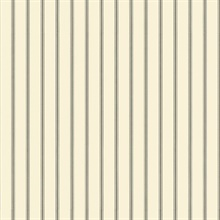 Cameron Stripe Cream/Grey