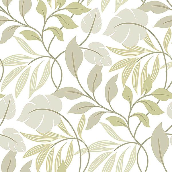 Neutral Meadow Peel And Stick Wallpaper Nuw1825