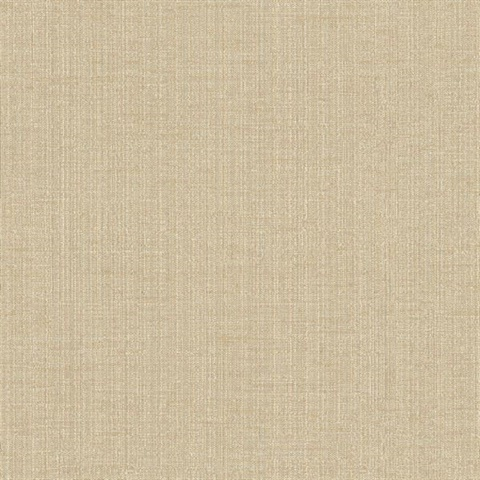 Bennet Wheat Faux Linen Fabric