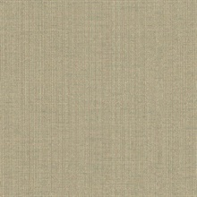 Berge Green Natural Linen Faux Effect