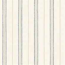 Franz White Grain Texture Stripes
