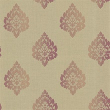 Donald Gold  Damask