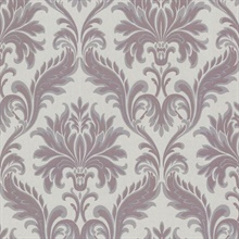 Orpheus Purple Valiant Damask