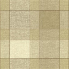 Kieran Beige Wool Plaid