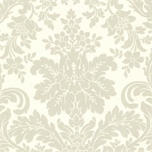 Birgitta Cream Damask