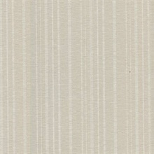 Ditmar Grey Striped Woven Texture Wallpaper