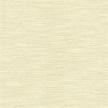 Fiennes Grey Faux Grasscloth Wallpaper