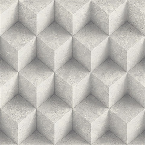 3D Concrete Diamonds
