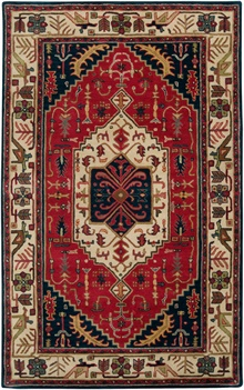A134 Ancient Treasures Area Rug