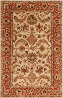A160 Ancient Treasures Area Rug