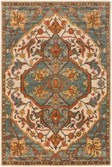 A179 Ancient Treasures Area Rug