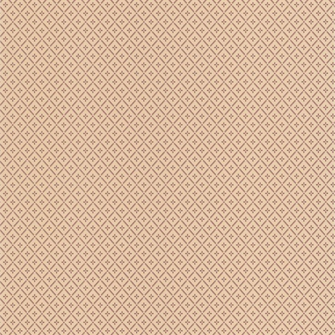 Abbey Beige Diamond Pattern