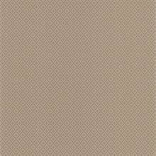 Abbey Light Brown Diamond Pattern