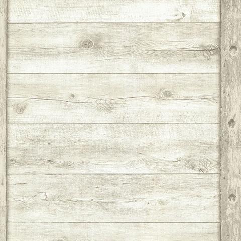 Absaroka Off White Shiplap Wallpaper 2774 861402