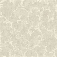 Acanthus Scroll Traditional