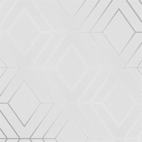 Adaline Light Grey Geometric