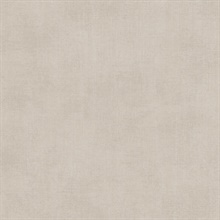 Agata Beige Linen Wallpaper