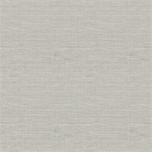Agave Dove Faux Grasscloth Wallpaper