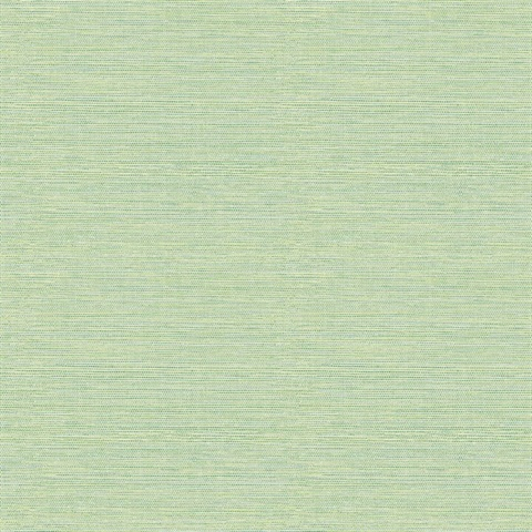 Agave Green Faux Grasscloth