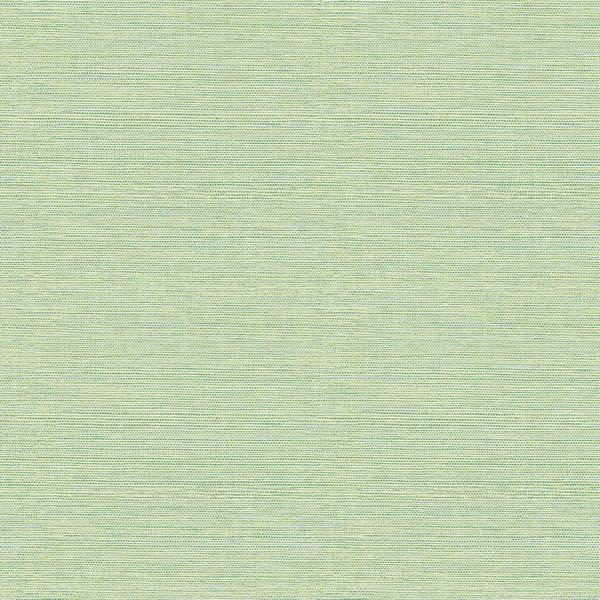 Modern Wallpaper Sage Green Metallic Faux Grasscloth: Agave Green Faux Grasscloth