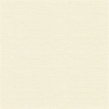Agave Light Yellow Faux Grasscloth