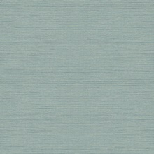 Agena Blue Sisal Wallpaper