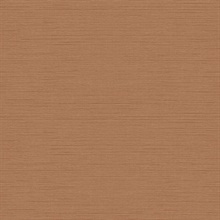Agena Burnt Sienna Sisal Wallpaper