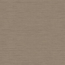 Agena Chocolate Sisal Wallpaper