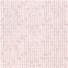 Aiken Blush Distressed Texture Wallpaper