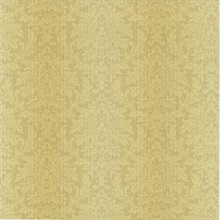 Alex Gold Damask Stripe