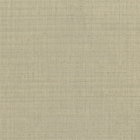 Alfie Light Brown Subtle Linen Wallpaper