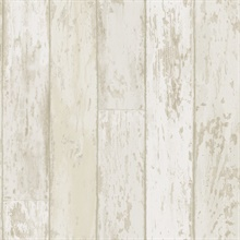Alston Grey Wood Wallpaper