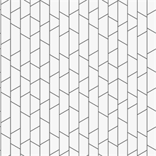 Angle Black and White Geometric Wallpaper