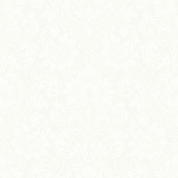 2827 7174 Wallpaper Arbesque Off White Damask Wallpaper